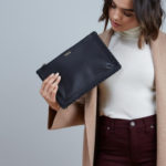 feed projects rosa clutch