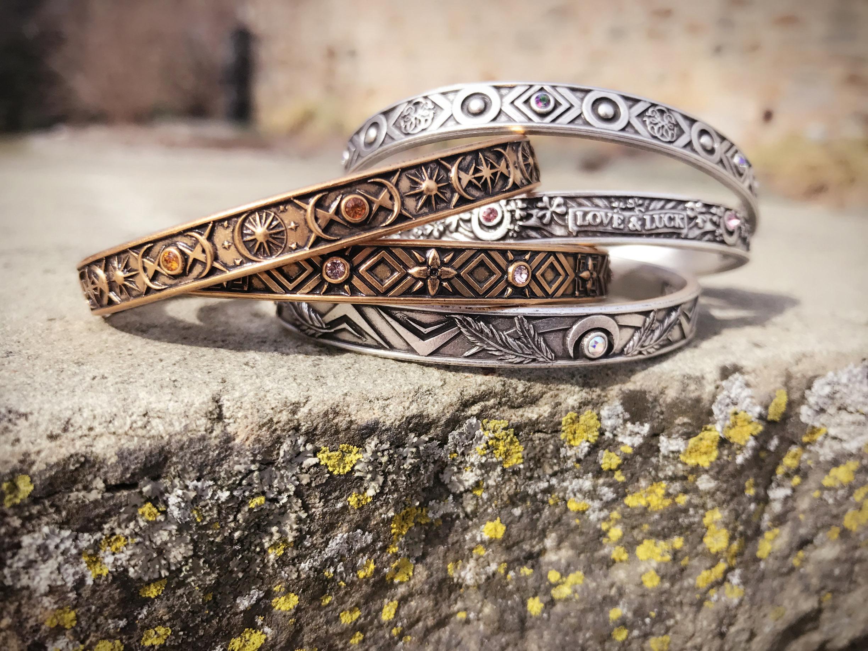 alex and ani spring cuffs