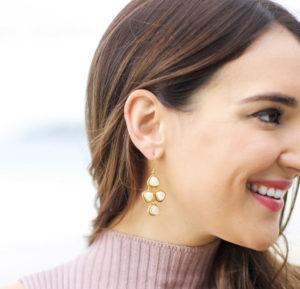 julie vos earring