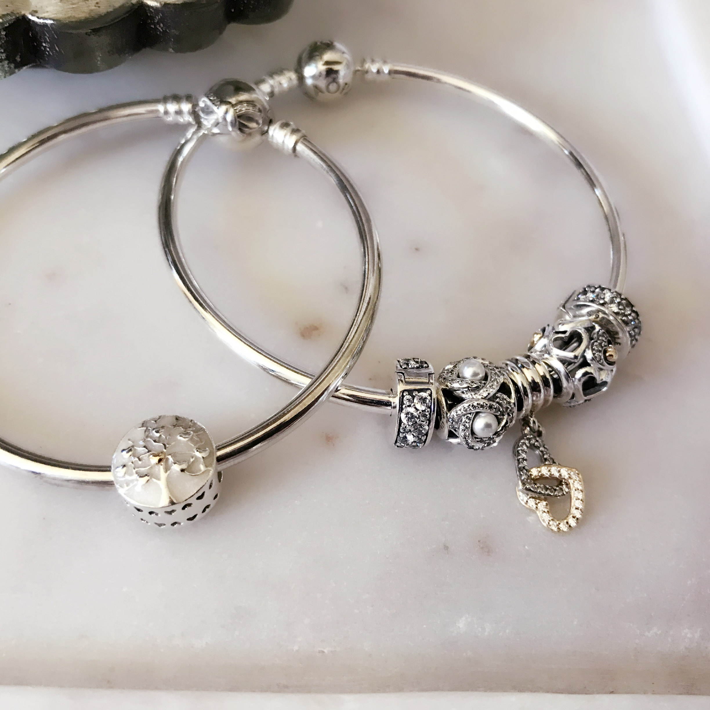 charms p bangle sale pandora bangles