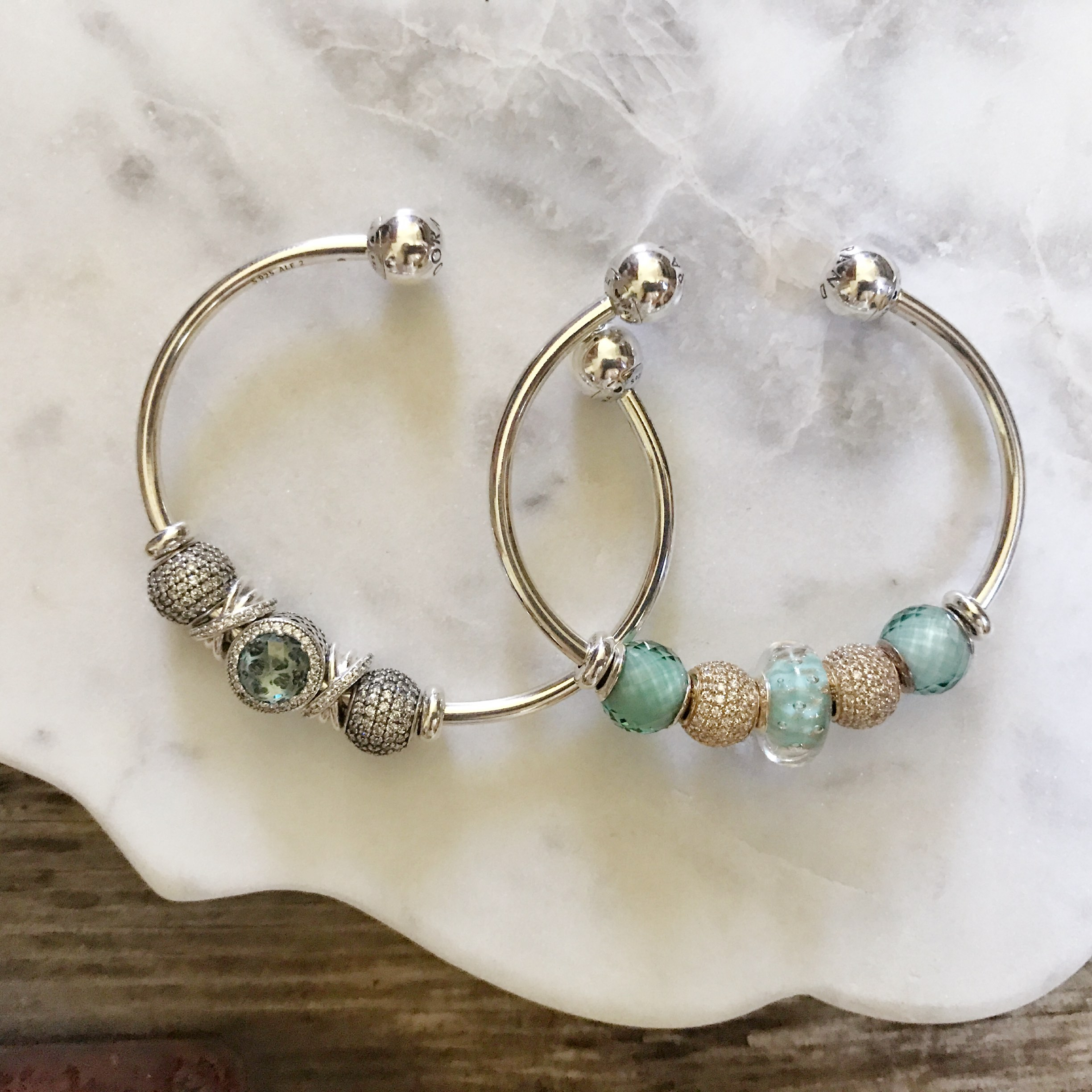 touch a bethlehem silver love we arrival with bangle by bright introducing in index of versant mixing sterling bangles rose new bracelet at open the pandora