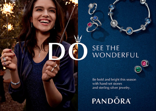pandora holiday
