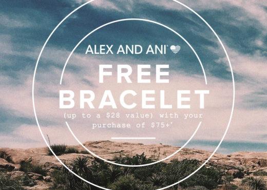 october free bracelet