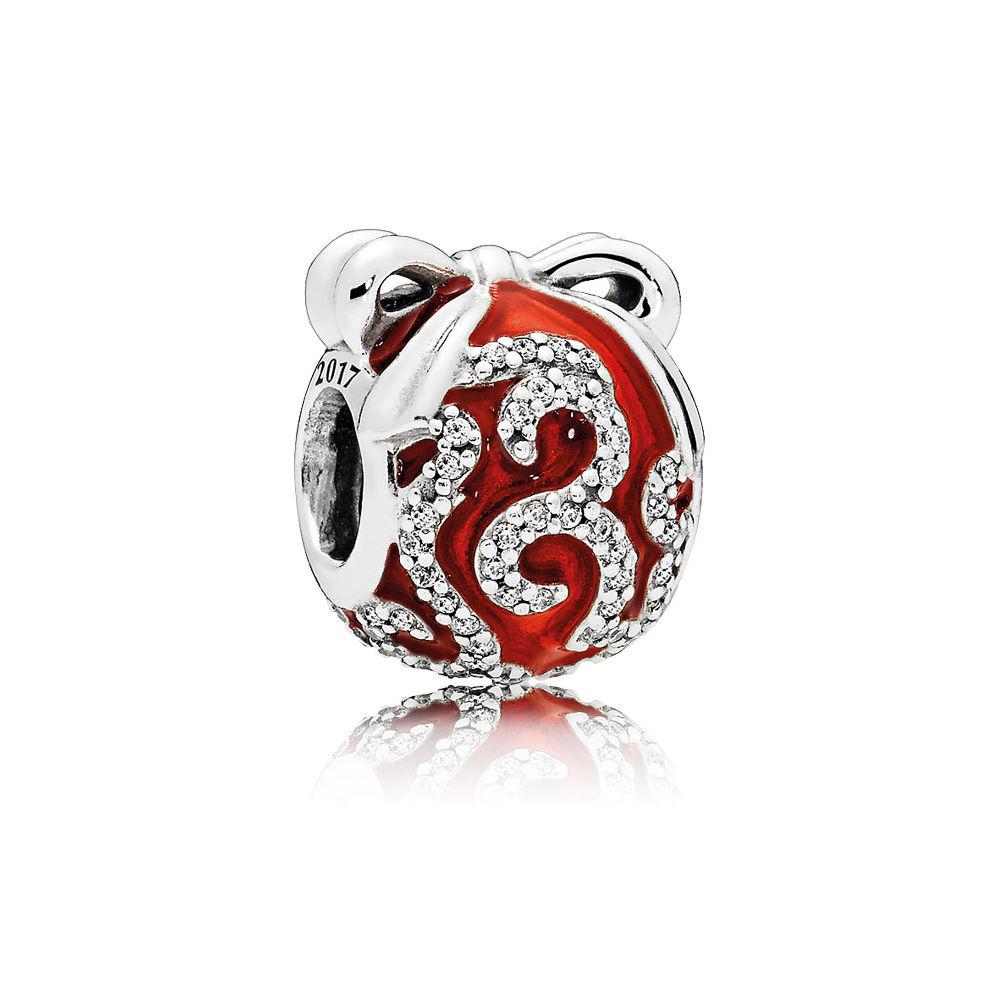 Pandora Christmas Stocking Charm