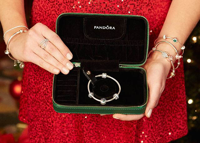 Wrap It Up! Pandora Gift Sets Bring The Sparkle This
