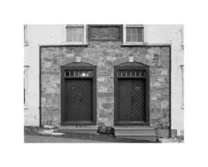 Brethren's House Doors
