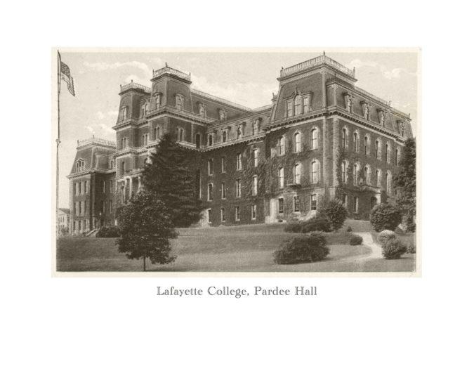 Pardee Hall