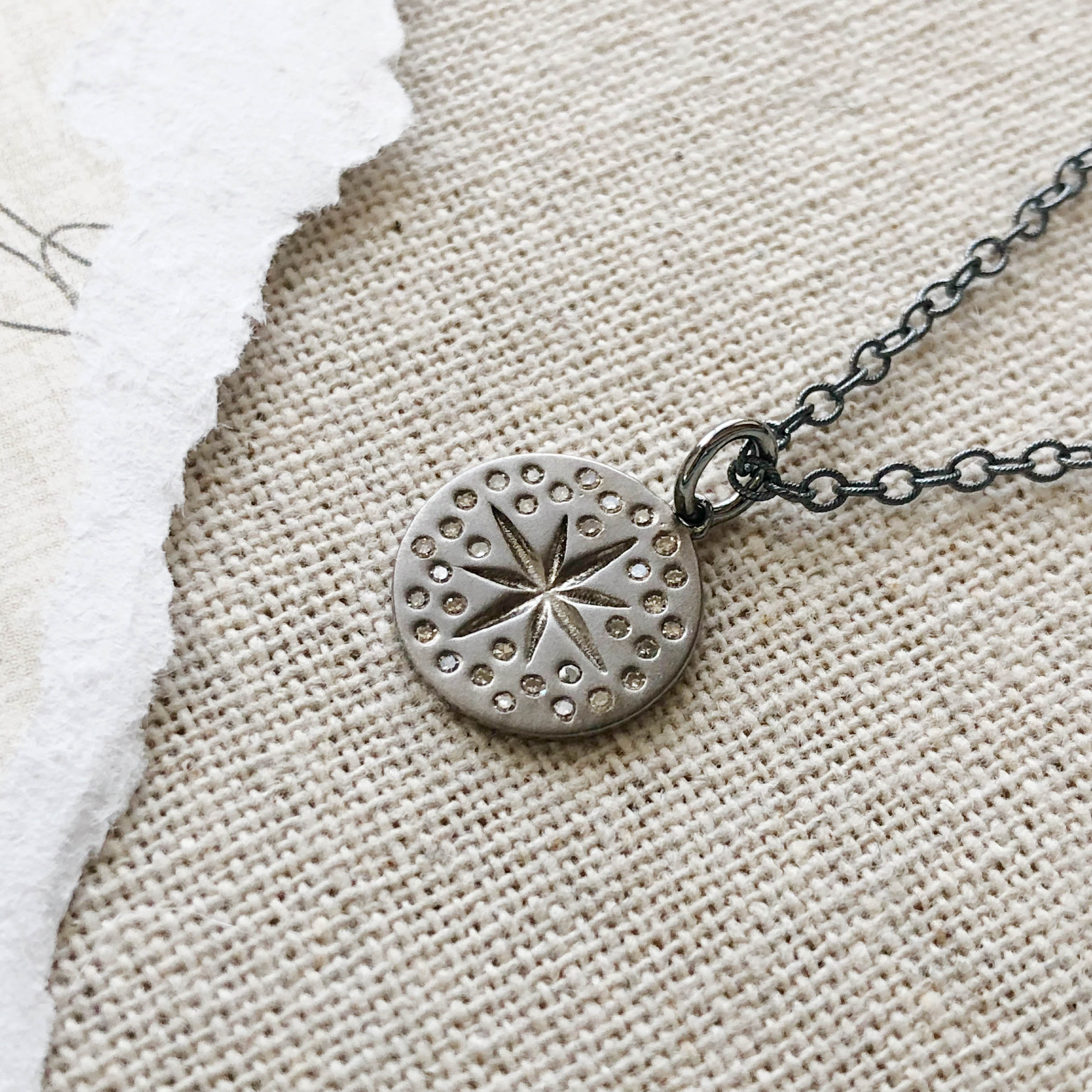 necklaces products image flower collections necklace julie diamond pendant design vos