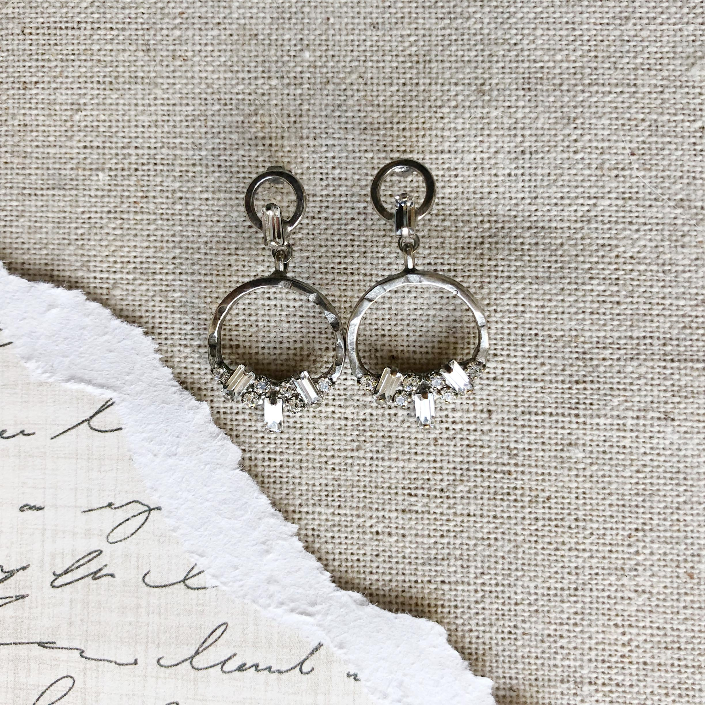 hook flowers bohemian boho itm women dangle silver antique earrings vintage hollow