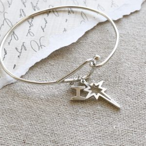 star of bethlehem bangle