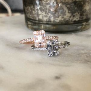 02d9411f4 The Luminous Ice collection also includes a beautiful interpretation in the  rings available in both the sterling silver ($75) and Pandora Rose ($100)  ...
