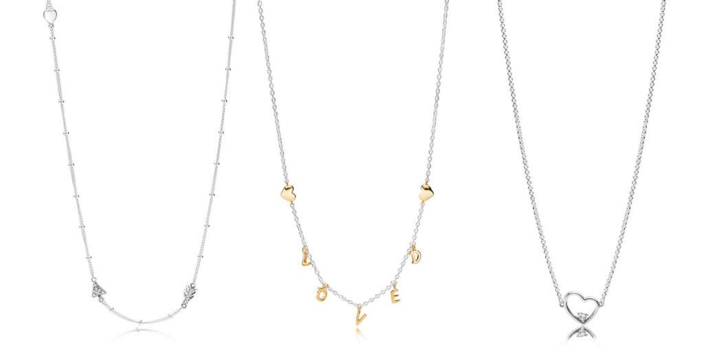 necklaces pandora valentine's day 2019