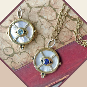 Waxing Poetic Retired Eye of the World Pendants