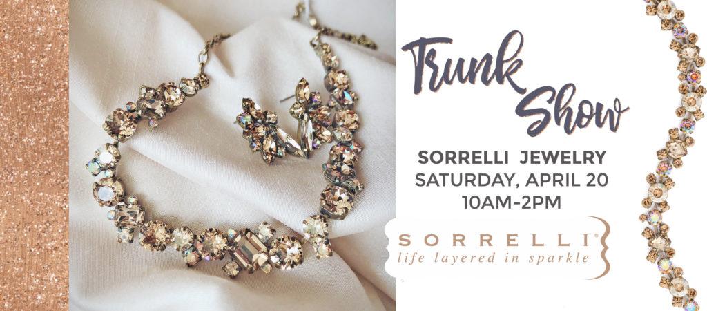 sorrelli trunk show